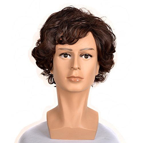 Yuehong Short Curly Cosplay Halloween product image
