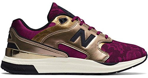 New Balance WL1550 B SYNTHETIC/TEXTILE - ma gold