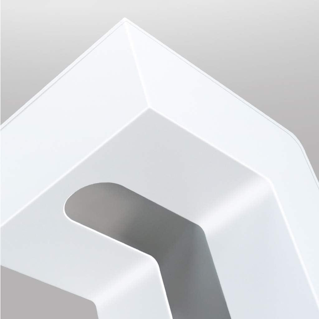 ABS Bo/îte /À Mouchoirs Triangle Cr/éatif Multi-Extraction Mani/ère Salon /Étude Cuisine Serviette Plateau Salle De Bains Porte-Papier Hygi/énique Tissue Holders,Gray