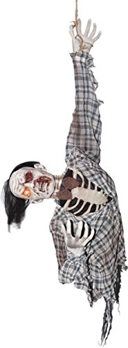 Large Animated Ghoul Torso - -