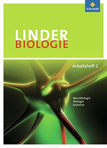 LINDER Biologie SII - Arbeitshefte: Arbeitsheft 2