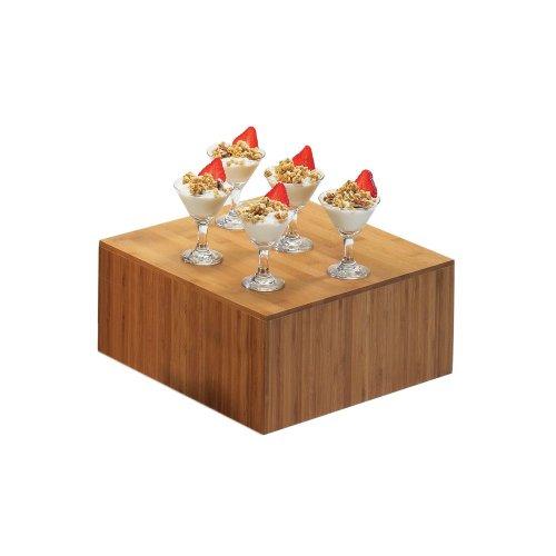 Cal-Mil 432-6-60 Bamboo Cube Riser, 6