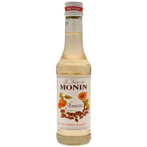 Monin Amaretto Sirup, 250 ml Flasche