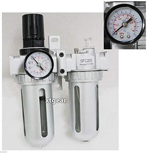 3 in 1 AIR Control Unit Filter Regulator Lubricator New P78472