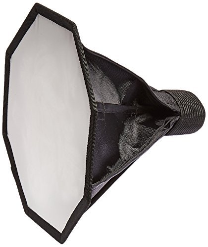 Neewer Pro Universal Collapsible Octagon Studio Softbox Flash Diffuser for On Camera or Off Camera Flash Gun for Canon Nikon Sunpack Nissin Sigma Sony Pentax Olympus Panasonic Lumix Flashesの商品画像