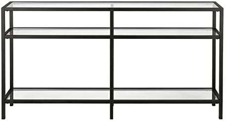 Henn&Hart Modern Console Table, 55