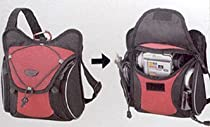Annex Camera/Mini Camcorder Bag Black/Red