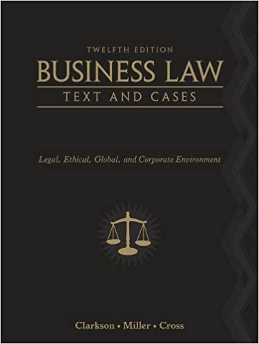 Amazon business law text and cases legal ethical global amazon business law text and cases legal ethical global and corporate environment 9780538470827 kenneth w clarkson roger leroy miller fandeluxe Image collections