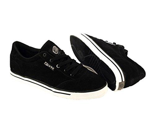 Elyts Low top Ruckus Black Shoe (13)