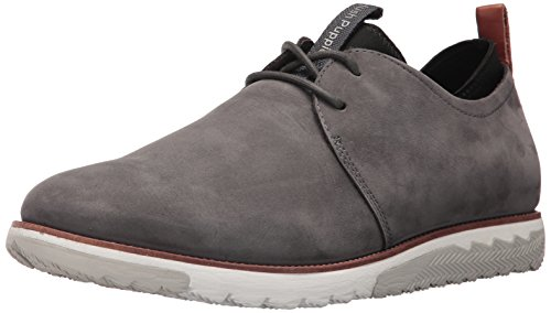 Hush Puppies Men's Performance Expert Oxford, Dark Grey, 9.5 W - Hush Puppies Oxford Shoes