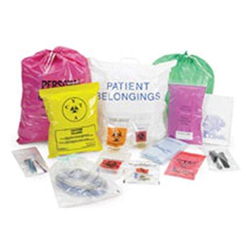 WP000-PT 49-96 49-96 Bag Specimen Polyethylene 6x9'' Graduated 2mL ClEar 1000/Ca Medical Action Industries