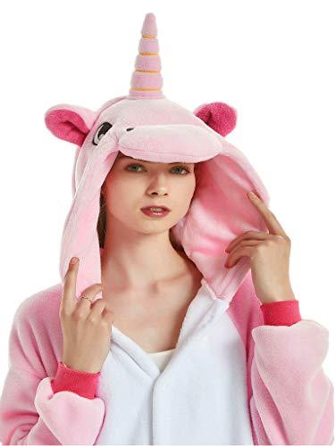 Adult Onesies for Women Men Teens Unicorn