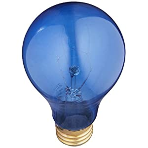 Zilla (3 Pack) Day Blue Light Incandescent Bulb for Reptiles Watt: 75 Watts 2