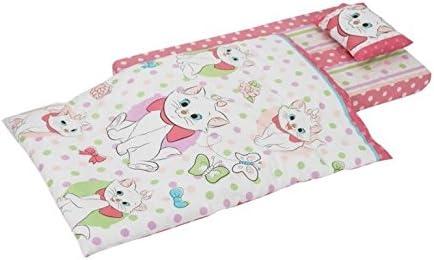 De oso de peluche de almohada para cama de diseño de la bandera de Marie 3 piezas Fundas de almohada para cama infantil con diseño de juego de pinceles de fibra: Amazon.es: