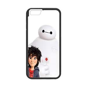 "Cute baymax Disney BIG HERO 6 Hard Plastic phone Case Cover For Apple Iphone 6,4.7"" screen Cases ZDI083561"