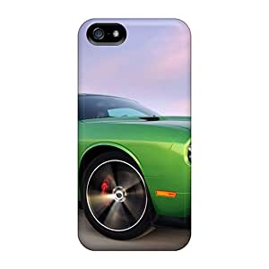 Slim Fit Tpu Protector Shock Absorbent Bumper Dodge Case For Iphone 5/5s