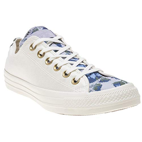 Converse Provence Purple Multicolour Ox CTAS Shoes Egret 281 Fitness Women's Egret Provence Egret AAa4q
