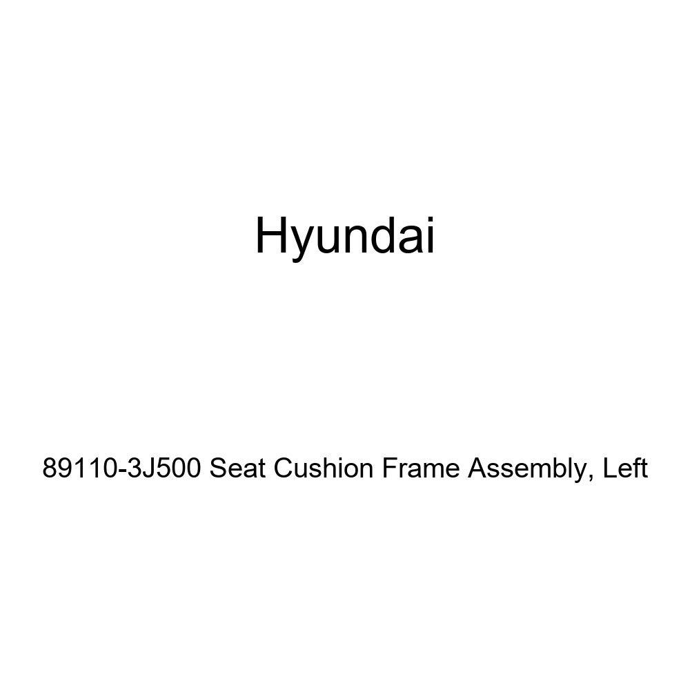 Left Genuine Hyundai 89110-3J500 Seat Cushion Frame Assembly