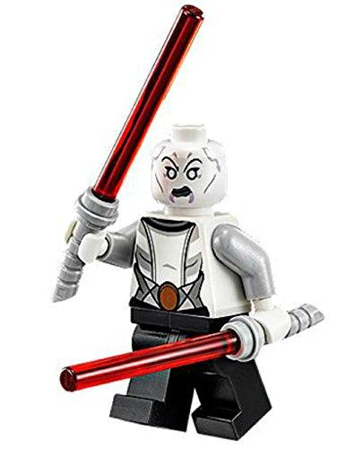 LEGOÂ Star Wars Minifig - Asajj Ventress (2015) Asajj Ventress Lightsaber