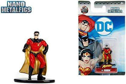 Nano Metalfigs DC Comics Bane # DC59 WAVE 4 Jada Die-Cast Figure