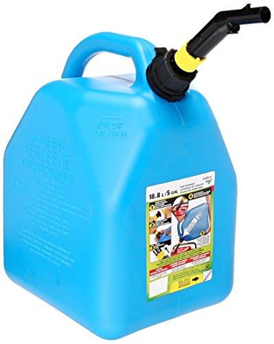 5 gallons kerosene - 4