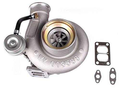 Turbo Diesel Models - Diesel Turbocharger HX35 HX35W Turbo Charger with Internal Wastegate Turbine Fit for 99 to 02 Dodge Ram 2500 3500 5.9L Truck 6BT Cummins Engine (HX35/HX35W 3592766)