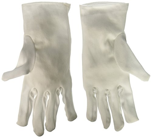 Classic Hollywood Costumes Halloween (Beistle 60726-W 2-Pack Theatrical Gloves)