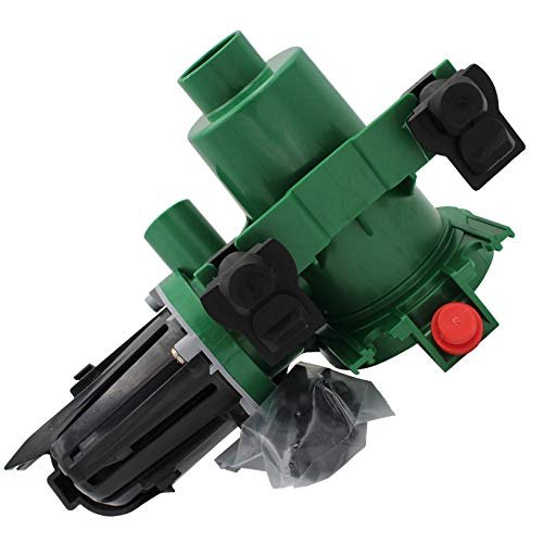 Washing Machine Pump Assembly - Supplying Demand 280187 Washing Machine Drain Pump & Filter Assembly Replaces 8181684 8182819 8182821
