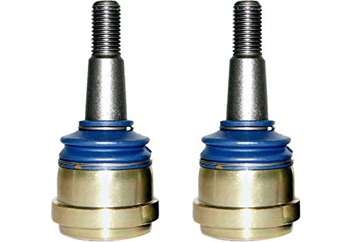 (Steeda X2 Balljoint Kit Pair with Spacers for 1994-04 Ford Mustang)