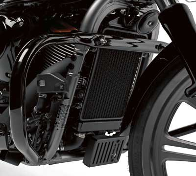 Kawasaki K32000-045B Black Engine Guard (Kawasaki Vulcan 900 Custom compare prices)