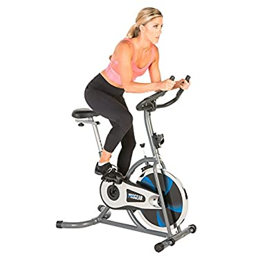 ProGear 100S Exercise Bike/ Indoor Training Cycle with Heart Pulse
