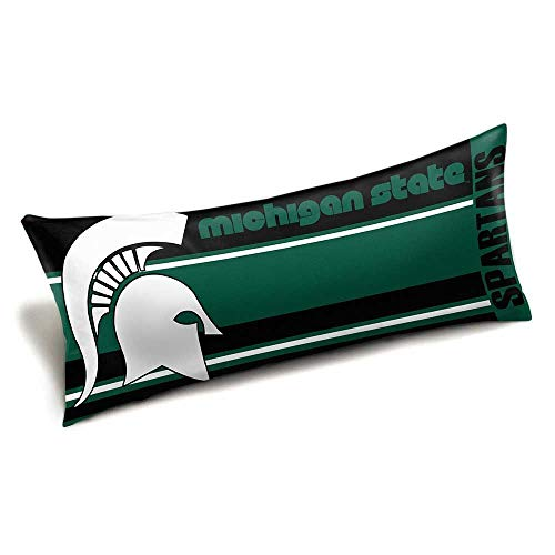- The Northwest Company Michigan State Spartans Seal Body Pillow