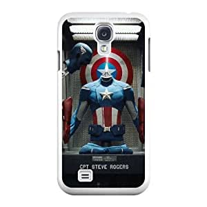 Fashion Style for Samsung Galaxy S4 9500 Cell Phone Case White the avengers 2014 YIS8130001