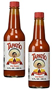 Tapatio Salsa Picante Hot Sauce 10 oz (2 pack)
