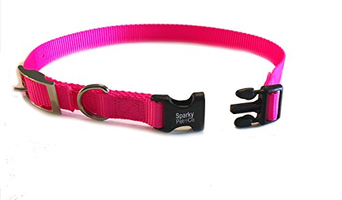 3/4 Replacement (Sparky PetCo E Collar Compatible Neon Pink 3/4