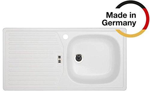 Rieber Einbauspule E 86 K Weiss Becken Rechts Kuchenspule Made In
