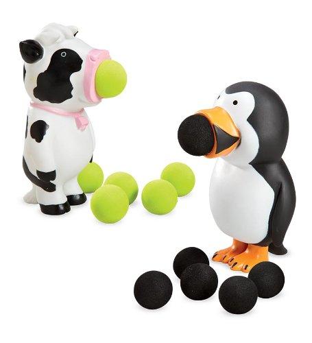 Hog Wild Toys Penguin Popper (Ball Popper Toy)