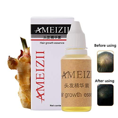 Hair Growth Essence Liquid Hair Loss for Women &Men 20ml Dense Thicken Hair