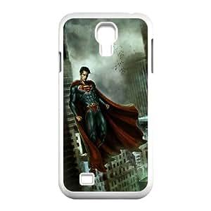 Samsung Galaxy S4 9500 Cell Phone Case White Superhero Captain America, Spider Man, Iron Man, Wolverine, ant man, Green Arrow, Batman, Joker Logo 91 OJ579830