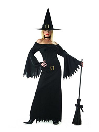 Calif (Classic Witch Adult Womens Costumes)