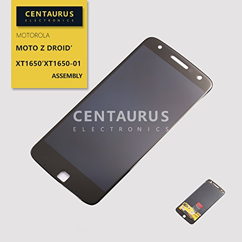 For Motorola Moto Z Droid XLTE XT1650-01 LCD Display Touch Screen Digitizer by centaurus