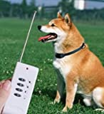 Remote Control Vibration No Bark, No Jumping, Stop Aggression Dog Collar
