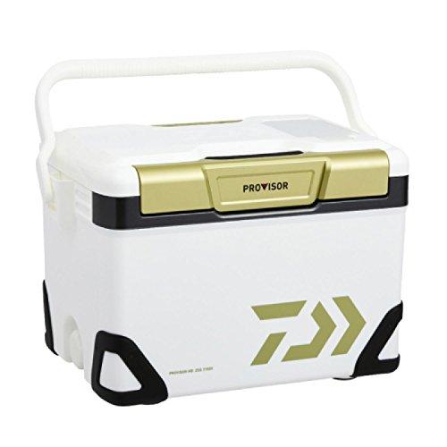 ダイワ(Daiwa) クーラーボックス 釣り プロバイザーHD ZSS 2100X シャンパンゴールドの商品画像