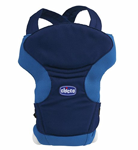 572f3b116dba Buy CHICCO GO BABY CARRIER BLUE WAVE Online at Low Prices in India -  Amazon.in