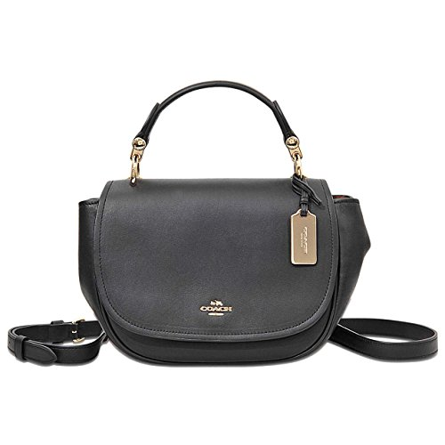 Small Nomad Sac Noir Coach Satchel AwqO5