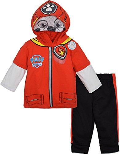 Baby Boys Patrol Hoodie Pants product image