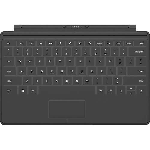 Microsoft Surface Touch Cover Keyboard | Black (Best Advice In 4 Words Or Less)