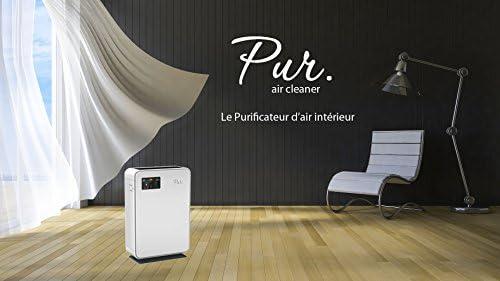 Pur purificador de aire interior, Silencioso, Modelo XL: Amazon.es ...