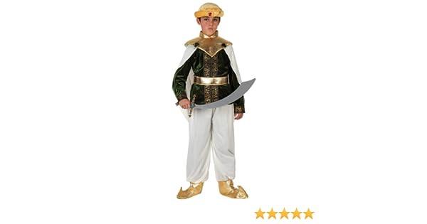 Kostüme Kinder - Disfraz de árabe para niño, talla 5-6 años (6543 ...