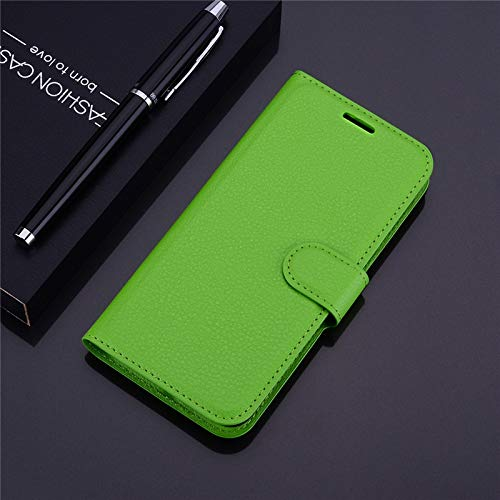 new concept ba97e f7878 Amazon.com: Flip Cases - Leather Case on for Huawei Honor 7A Pro 5.7 ...